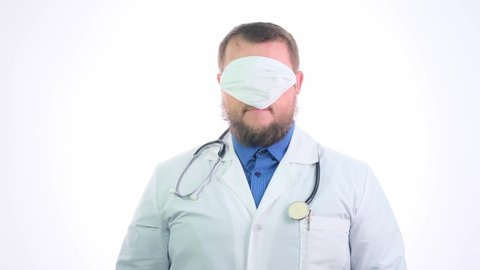 Nice Chubby Dumb Doctor with Stock Footage Video (100% Royalty-free)  1040052089 | Shutterstock