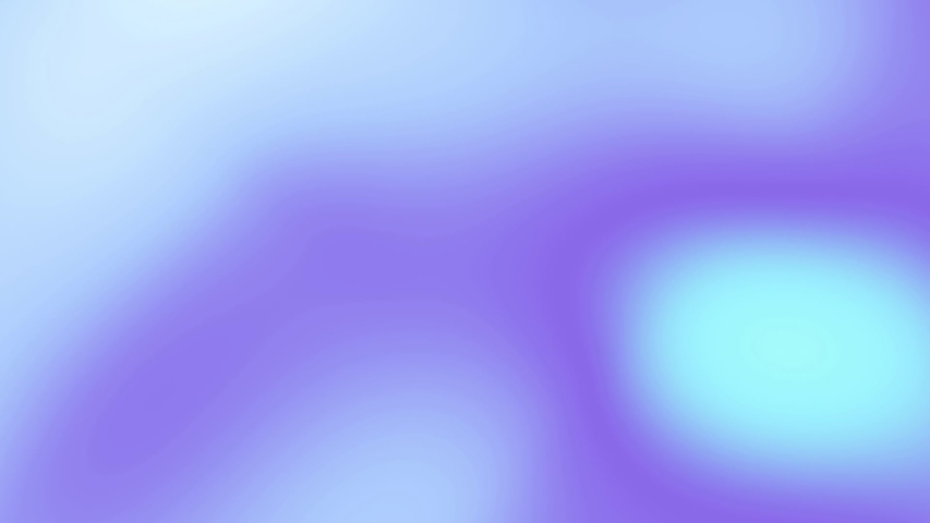 Moving abstract defocused blue background.. Looping footage. #1040084750