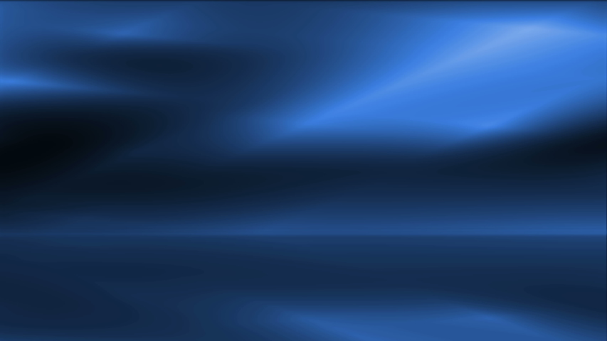 animation abstract background. blue wave floor and space 4K motion graphic. #1040322998