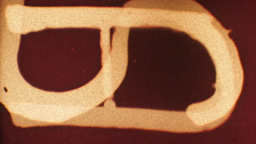 Super 8 mm Filmgrain Dust and Scratches