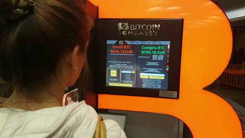 vendi bitcoin montreal saras valore azionario