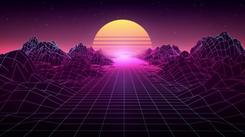 Aesthetic Vaporwave Stock Video Footage 4k And Hd Video Clips Shutterstock