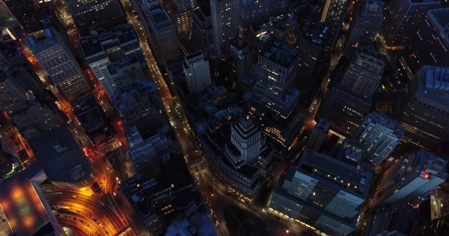 New York City Drone 4k | Shutterstock HD Video #1040794487