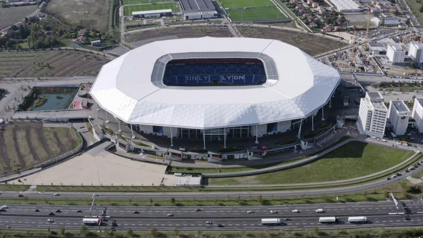 Olympique Lyon Stadium