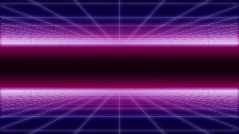 synthwave stock video footage 4k and hd video clips shutterstock synthwave wireframe net top and bottom 80s retro futurism background 3d illustration render seamless loop