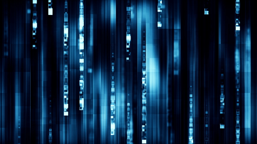 Technology background with binary code. Abstract digital texture of a cyber space. Futuristic surface concept. Seamless loop. | Shutterstock HD Video #1041112000