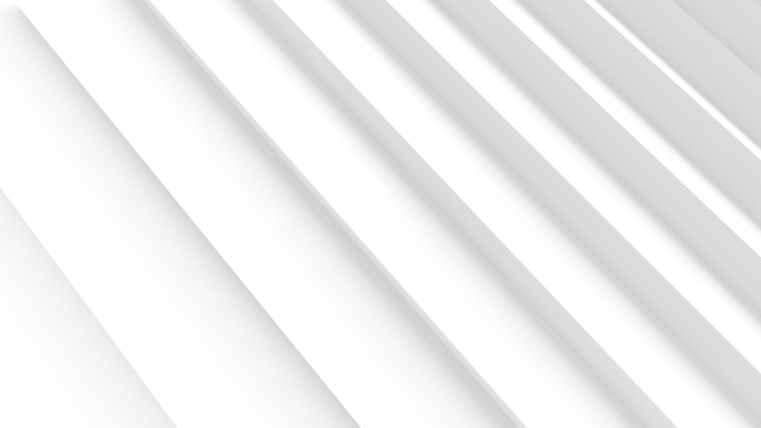 Abstract Staircase Motion Design. White Minimal Background. Endless Modern Animation. 3d Rendering | Shutterstock HD Video #1041390799