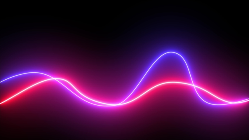 Neon Blue Red White Neon Stock Footage Video 100 Royalty Free 1041449716 Shutterstock