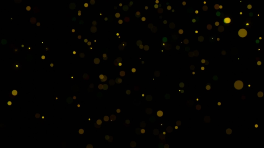 Bokeh abstract Christmas and new year background  #1042197691