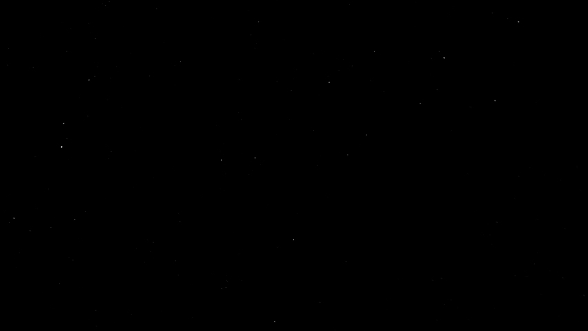 Snow falling snow isolated on black background | Shutterstock HD Video #1042532287