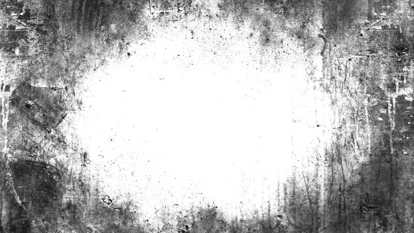 4k White Dirty Grunge Overlay