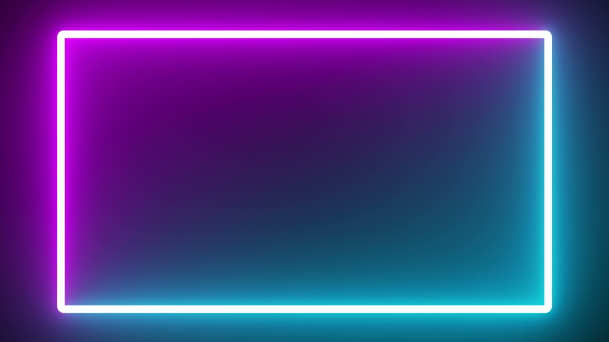 glow neon colorful abstract background night futuristic #1042925263