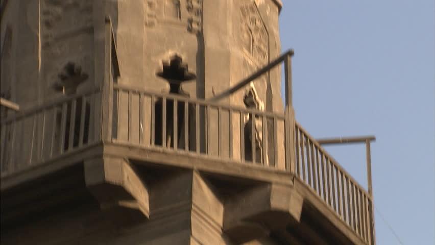 Details of Minaret - CAIRO, EGYPT   Shutterstock HD Video #10430198