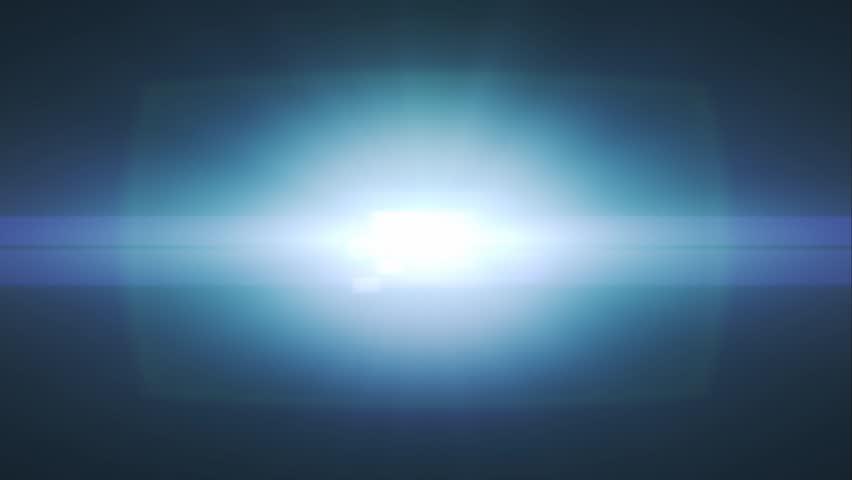 Lens Flare, 3 Version Transition, Ultra HD 4K