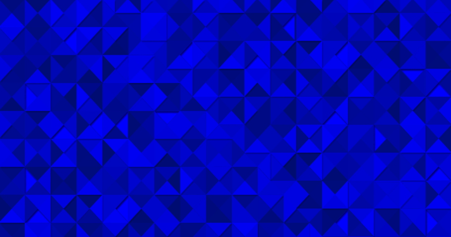 4k Royal Blue Geometric Animated Stock Footage Video (100% Royalty-free)  1043419840 | Shutterstock