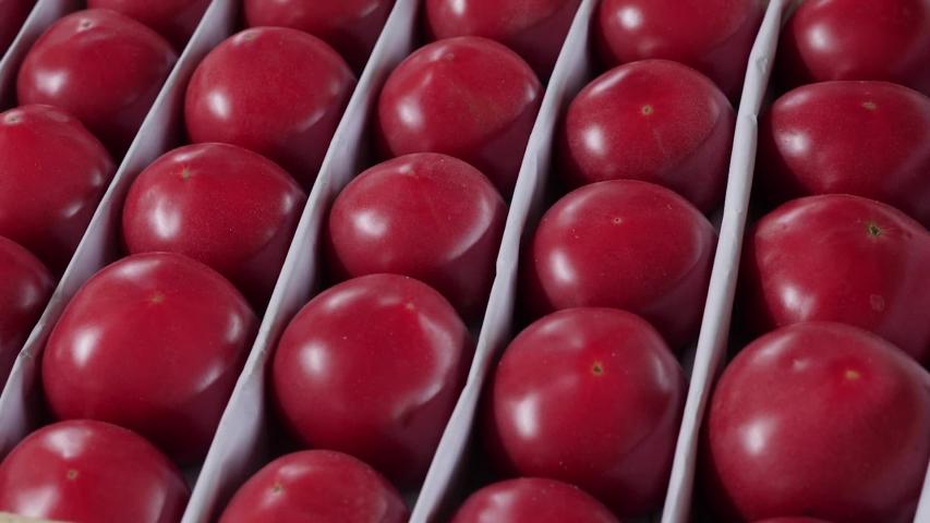 Vegetable on the market in a basket | Shutterstock HD Video #1043512612