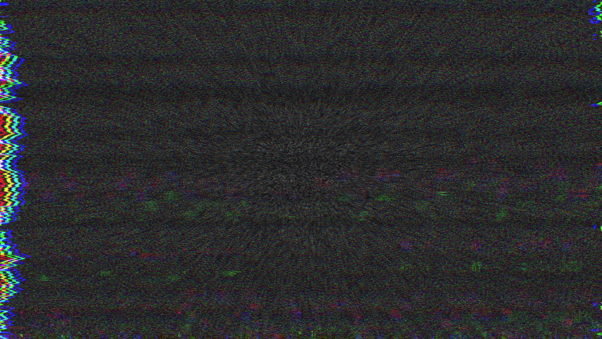 Horizontal distortion of broken video image on black background, VHS effect, glitch digital color pixel noise. Stock abstract pixel background glitch texture. Color digital noise, VHS corrupted signal | Shutterstock HD Video #1043524795