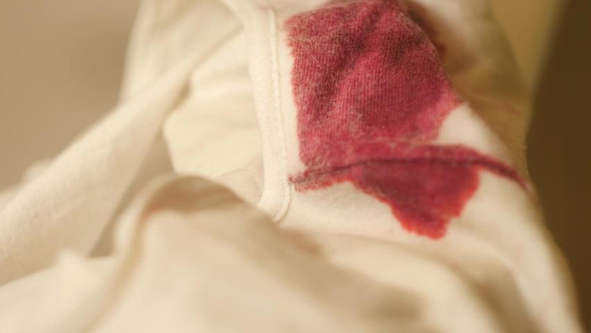 Period Blood Filled Panties Photos