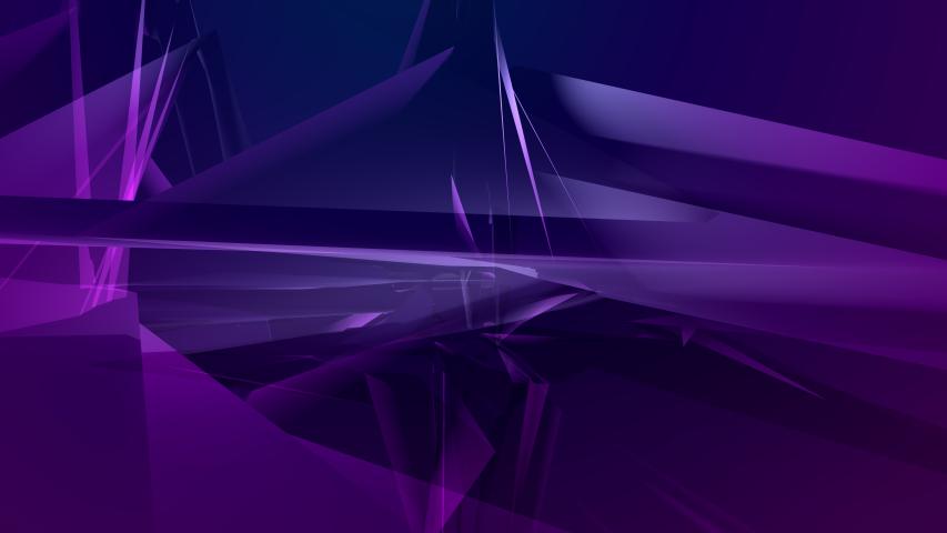 Digital geometric shapes transformation backdrop, 8k technology animation   Shutterstock HD Video #1043902237