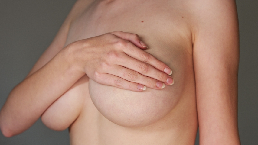 Benefits of large breasts