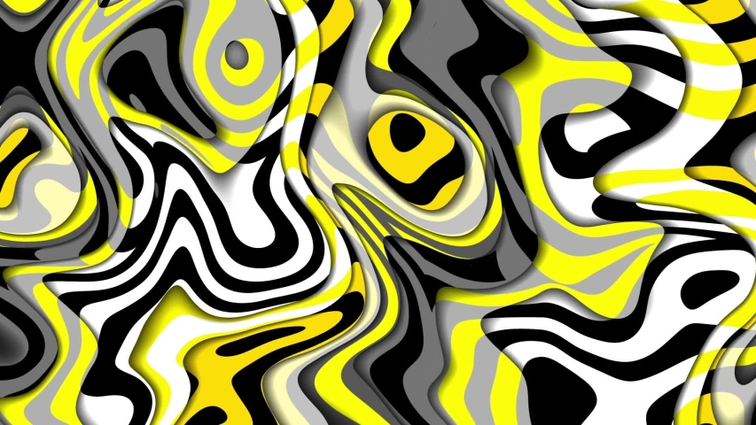 Wavy moving stirring background. Seamless looping footage.   Shutterstock HD Video #1044944173