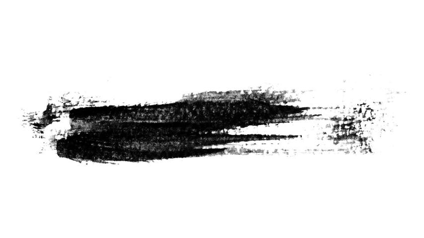 Ink Brush Stroke  transition animation  | Shutterstock HD Video #1045808770