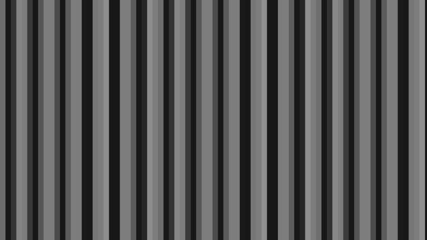Abstract animation in black and white on a minimal background with mosaic effect, which rotates, varies in size, angle and intensity. | Shutterstock HD Video #1045844416