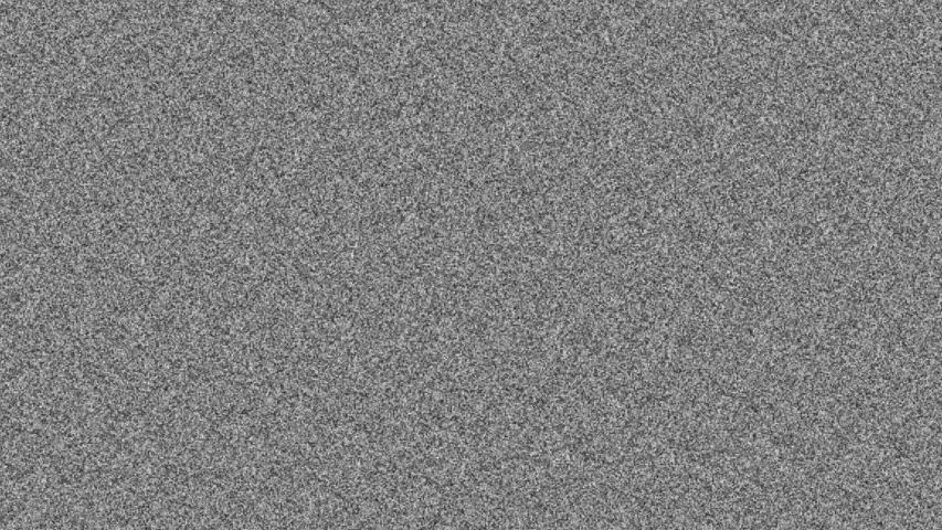 The TV does not work. Broken TV. Grain effect. White noise | Shutterstock HD Video #1045980403