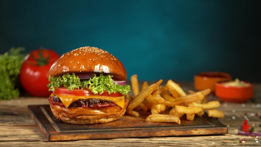 Makanan Cepat Saji Dapat Menjadi Bagian dari Gaya Hidup Sehat