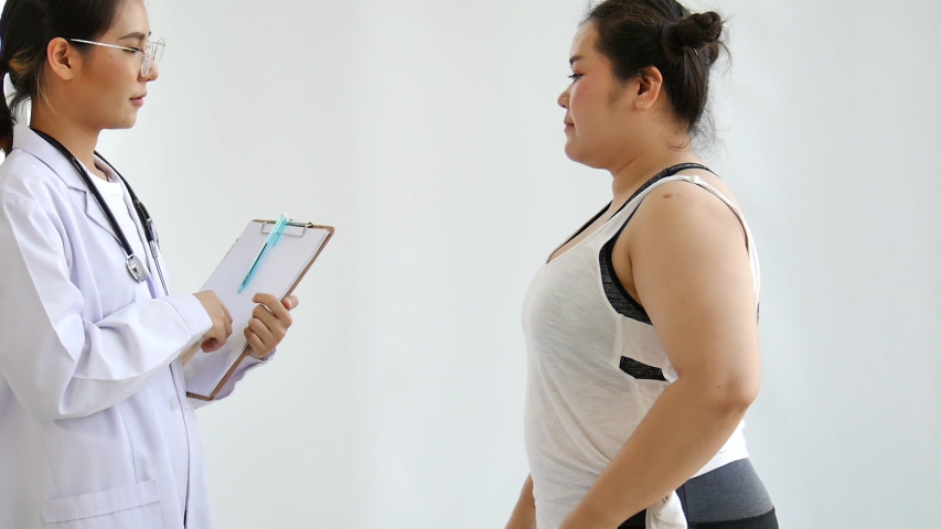 The Asian Fat Overweight Obesity Stock Footage Video (100% Royalty-free)  1046341789 | Shutterstock
