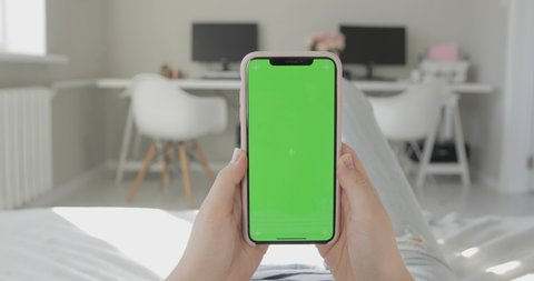 Iphone X Green Screen Stock Video Footage 4k And Hd Video Clips Shutterstock
