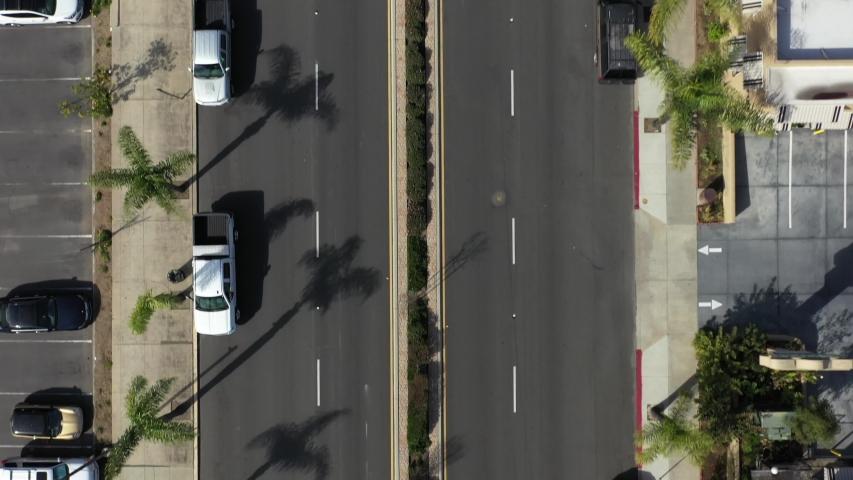 Aerial Flight Over California Suburbs | Shutterstock HD Video #1047052648