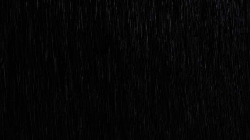 Rain Drops Falling, Real Rain, 4K Rain Footages, falling, Can use as Alpha, shower, rainfall, Seamless 4K loop video | Shutterstock HD Video #1047061741