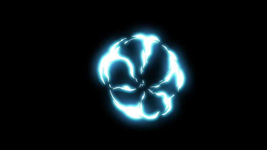 Pack of Comic neon light for cg effects. sparkling, zap, explode, claw, thunder, lightning, hit action | Shutterstock HD Video #1048095379