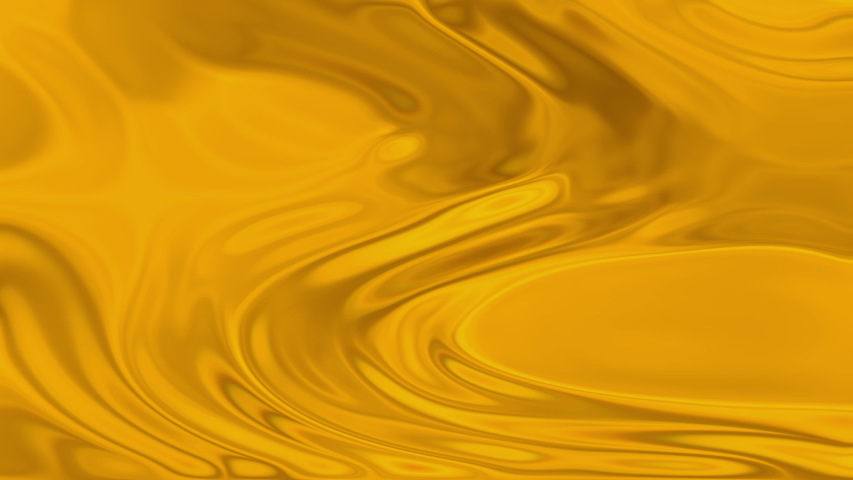 Gold. Liquid gold. Golden wave background. Liquid metal. Visual illusions, moving waves. Abstract moving fluid.  Psychedelic abstraction for hypnosis. VJ. Computer graphics for the design of concerts   Shutterstock HD Video #1048230232