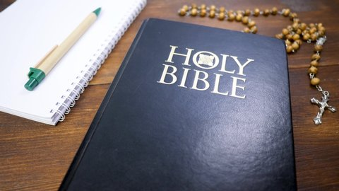 Bible Study Background Stock Video Footage 4k And Hd Video Clips Shutterstock