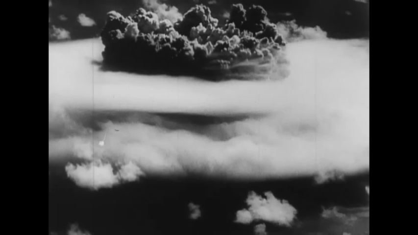 CIRCA 1946 - A general assembly is held at the UN to discuss how to prevent atomic war, but no conclusions are reached.