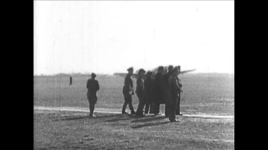 CIRCA 1936 - Chiang Kai Shek unites China to oppose Japan, but Japan attacks first.