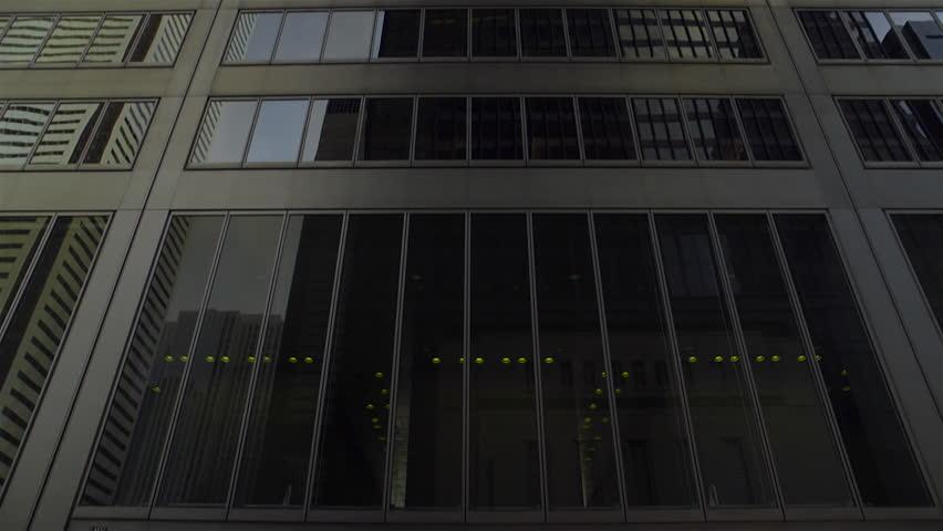 Skyscrapers in the city. 4K UHD.    Shutterstock HD Video #10489190