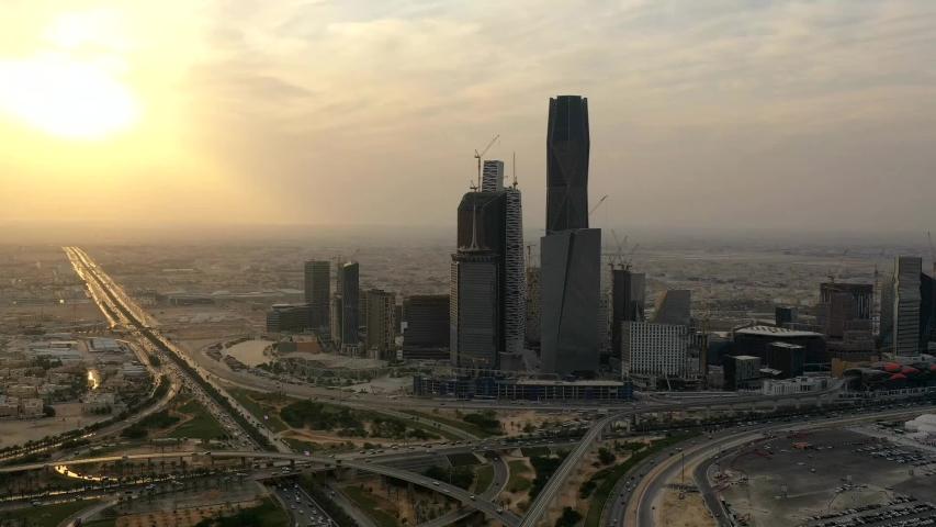 King Abdullah Financial Center, Riyadh, Kingdom of Saudi Arabia 2020/1