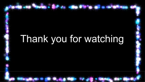 Thanks For Watching Stock Video Footage 4k And Hd Video Clips Shutterstock