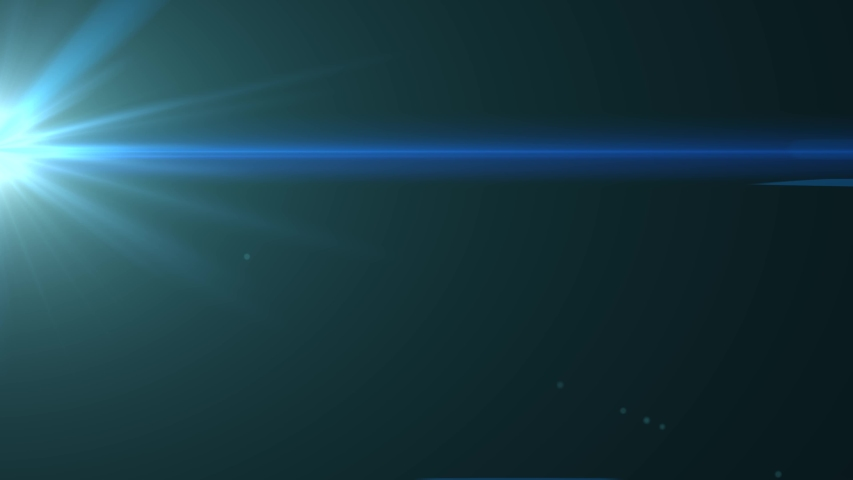 Techy blue optical lens flares transition that is a seamless loop with natural anamorphic blue lighting. 4K great for motion graphics. Royalty-Free Stock Footage #1049691100
