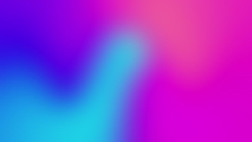 Colorful Abstract blurred gradient mesh background in bright colors. Colorful smooth template Soft color background Color neon gradient. Moving abstract blurred background. The colors blurred neon art Royalty-Free Stock Footage #1050222304