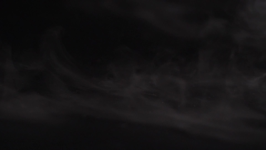 4k footage abstract smoke cloud Smoke in slow motion on black background | Shutterstock HD Video #1050753085