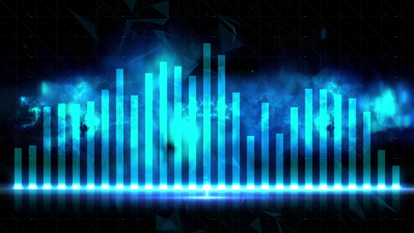 Stock market background, charts and graphs on screen, statistics, analysis. Financial news intro, background | Shutterstock HD Video #1051262554