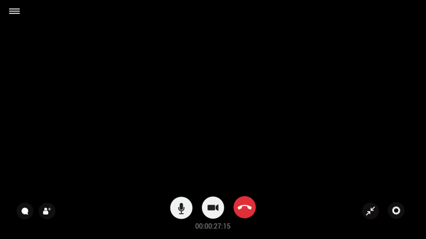 Animated video chat user interface, video calls window overlay with transparency | Shutterstock HD Video #1051748338