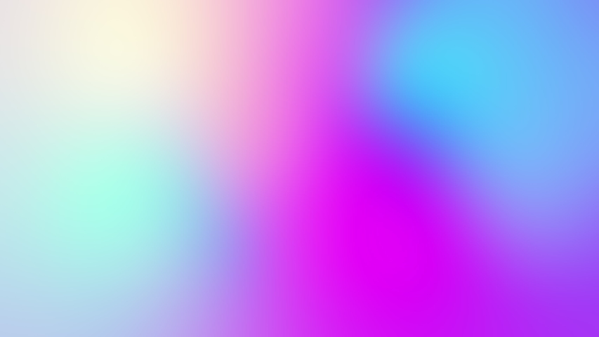 Color neon gradient. Moving abstract blurred background Trendy vibrant texture, fashion textile, neon colour, ambient graphic design Abstract holographic gradient rainbow animation. 4K motion graphic | Shutterstock HD Video #1052348815