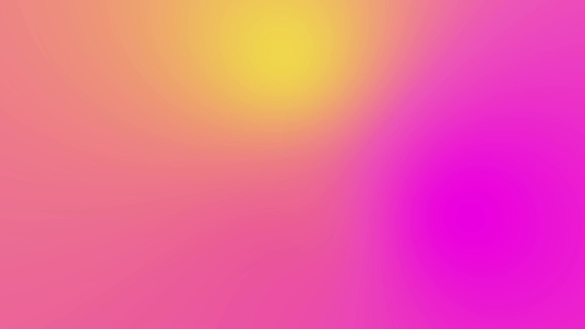 Color gradient background yellow pink | Shutterstock HD Video #1052567432