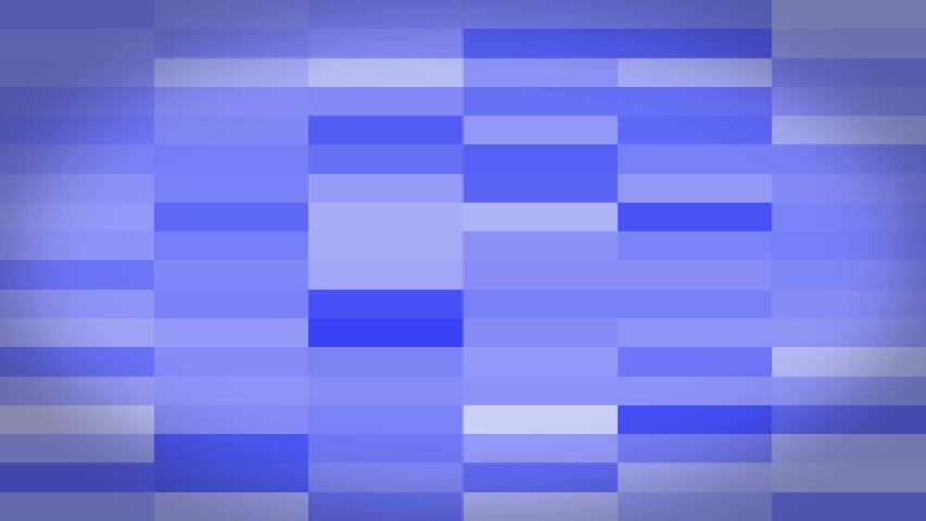 Abstract pixel block moving animation light background. triangles in a geometric mosaic tile pattern. pixelated gradient background in motion moving fast