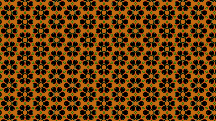 Double colored graphic pattern with animation, which divides the background moving from one to the other, on a background with a psychedelic, hypnotic and stroboscopic effect. | Shutterstock HD Video #1052954018